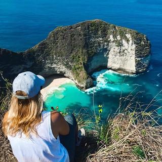 Kelingking - Nusa Islands, Bali