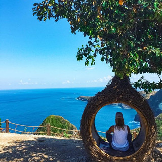 Paluang Cliff - Nusa Islands, Bali