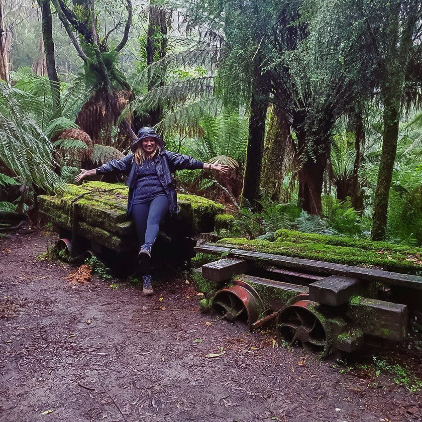 Triplet Falls - Great Otway National Park