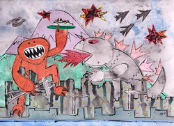 Fukushima's Revenge