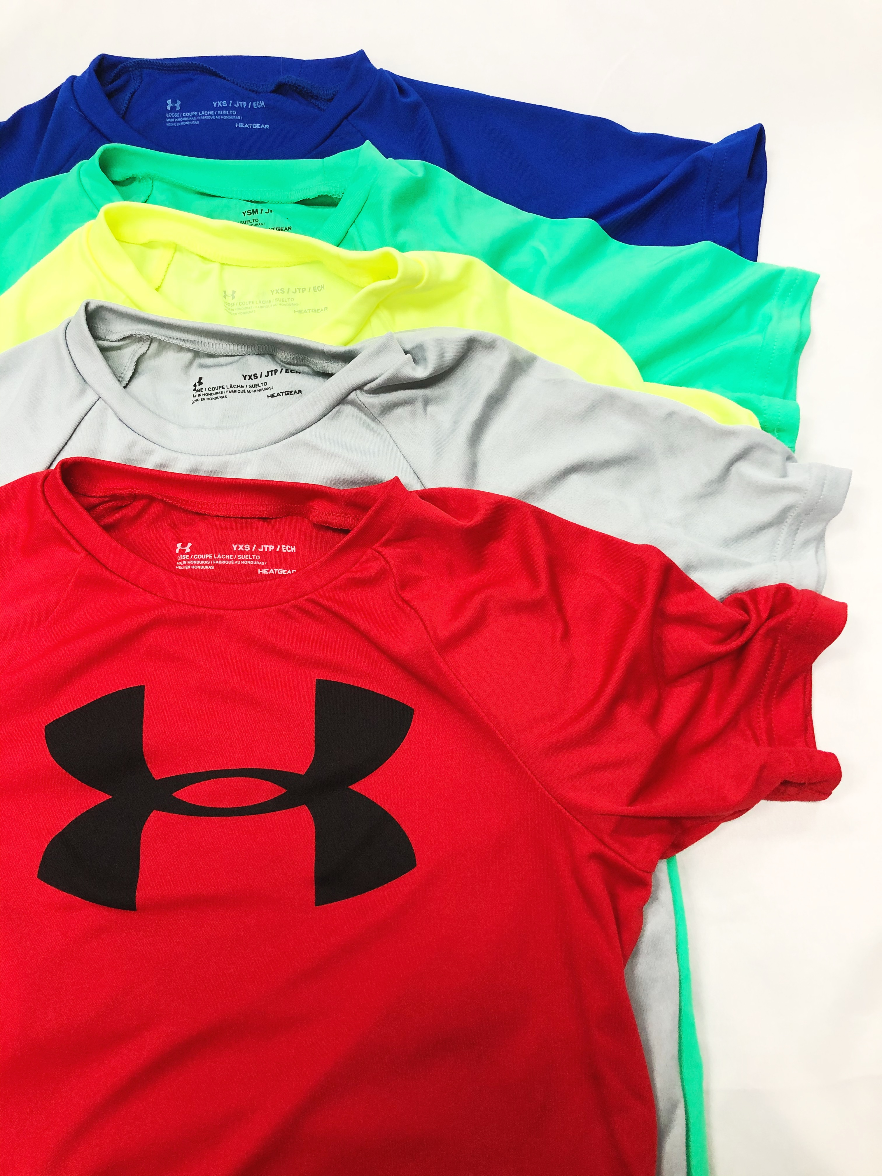Under Armour Short Sleeves