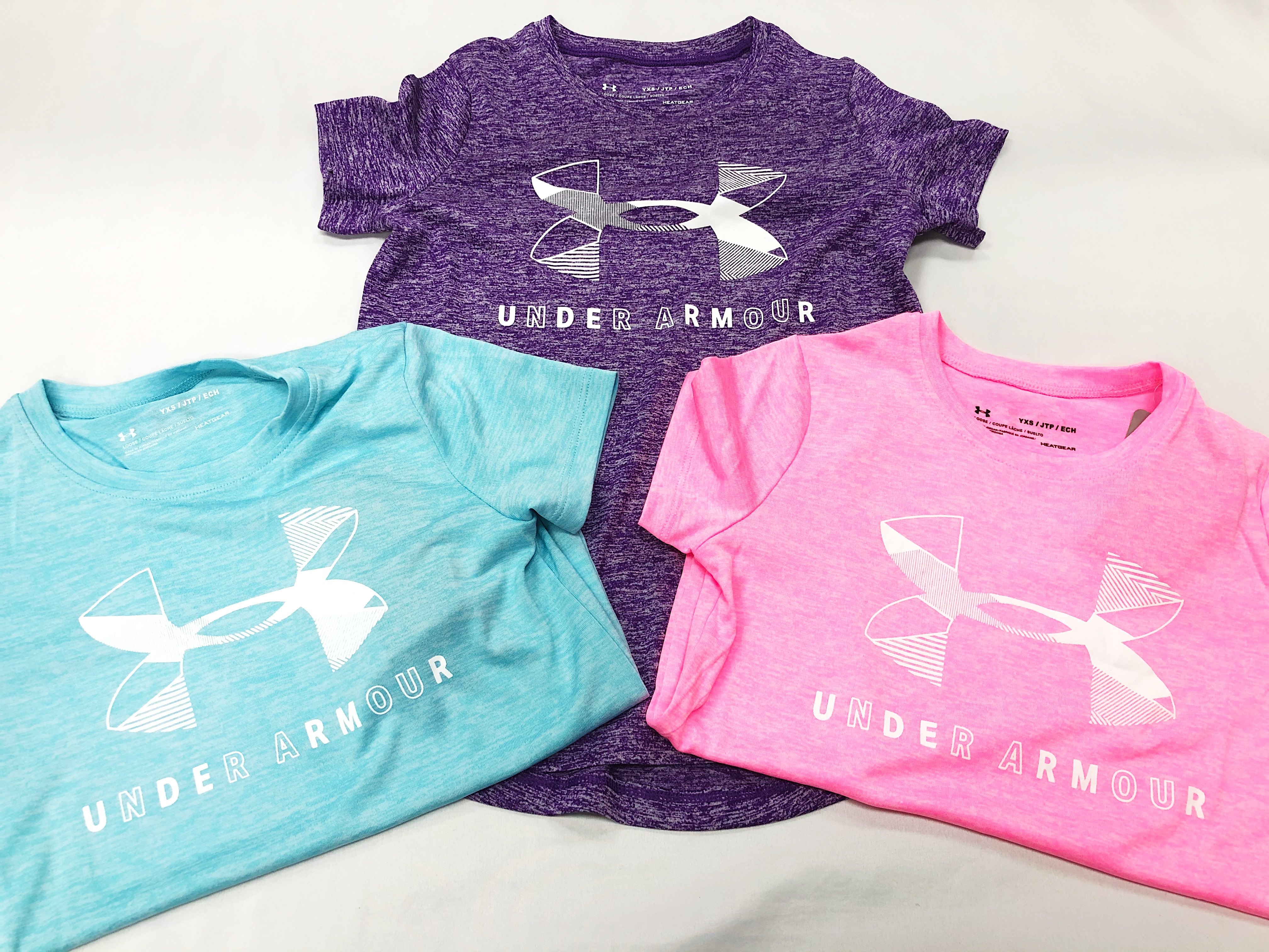 Under Armour Girls Apparel