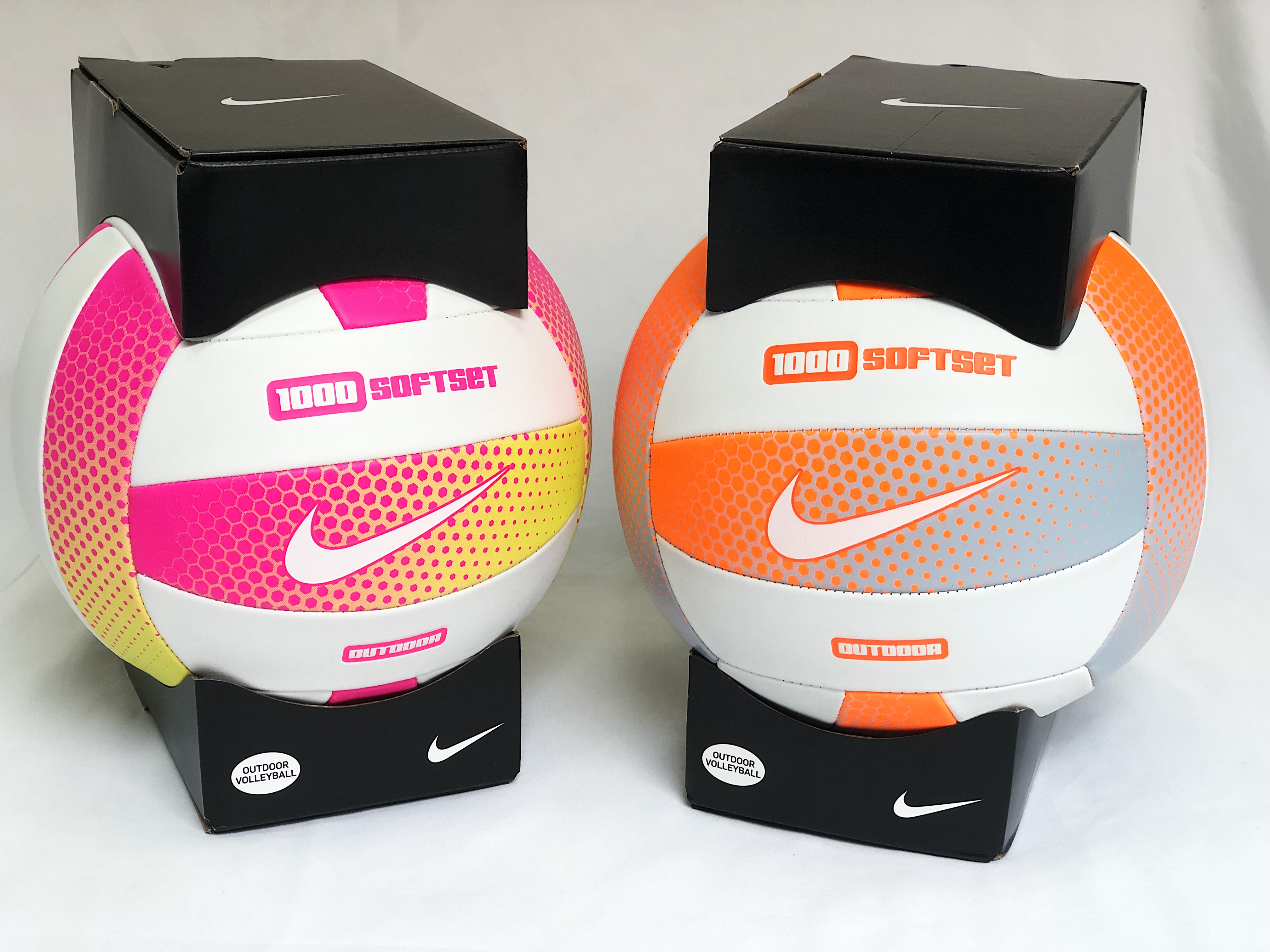 Nike Volleyballs