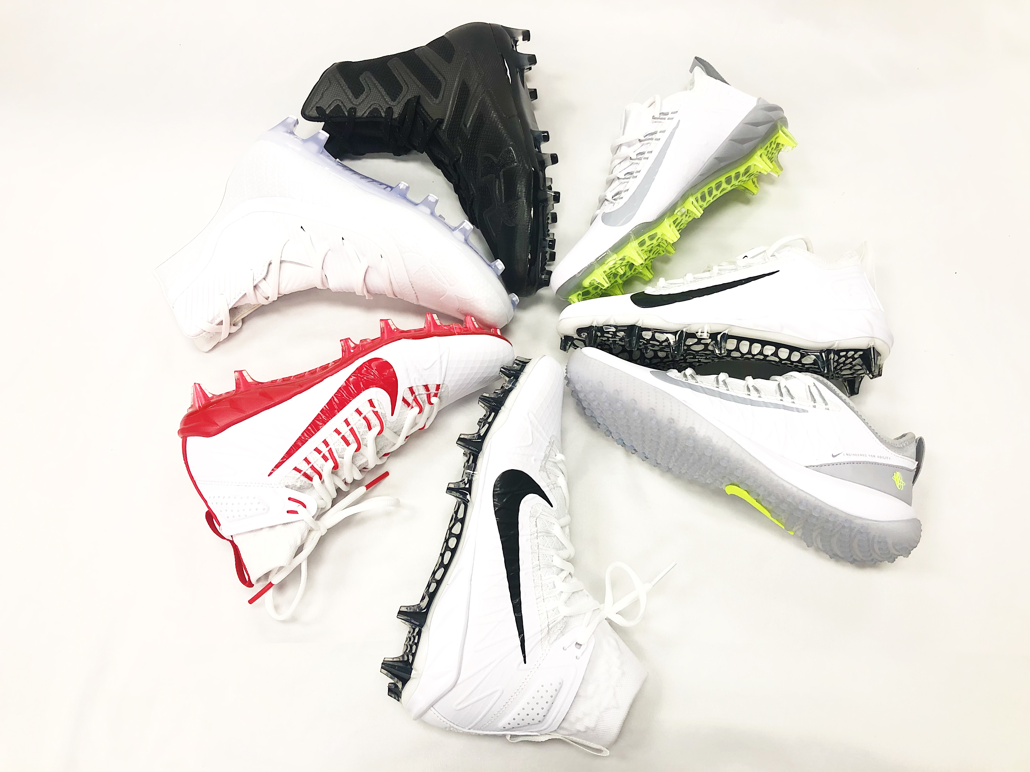 Nike Football & Lacrosse Cleats & Turf Shoes