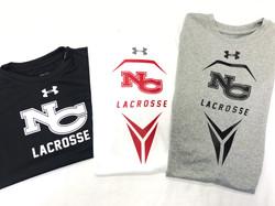 NC Lacrosse Shirts