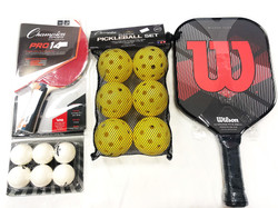 Pickleball & Ping Pong Set