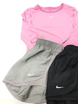 Nike Tempo Shorts & Long Sleeve