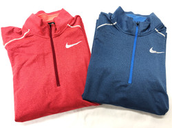 Nike Half Zip Long Sleeves