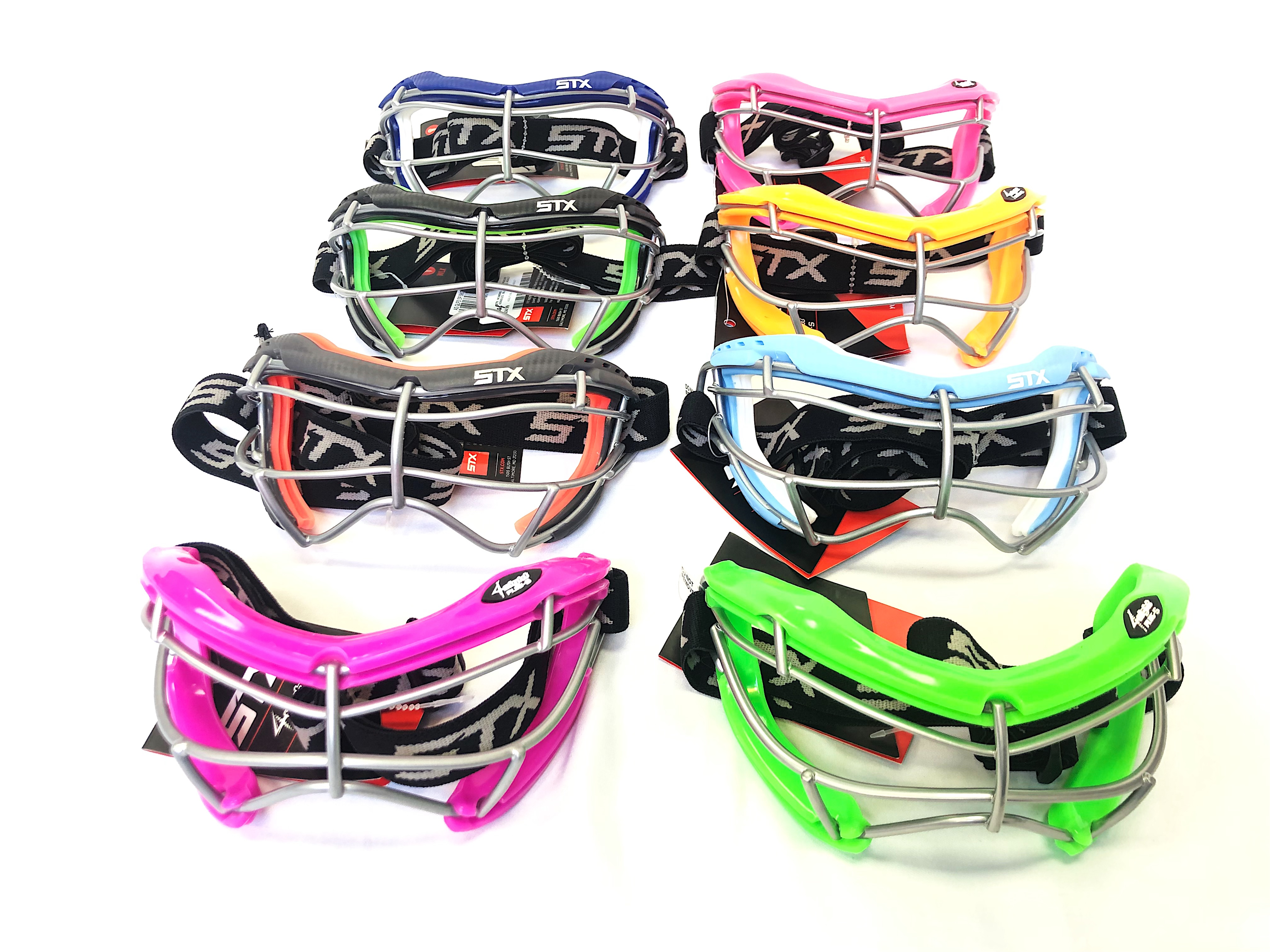 STX Lacrosse Goggles - Youth & Adult