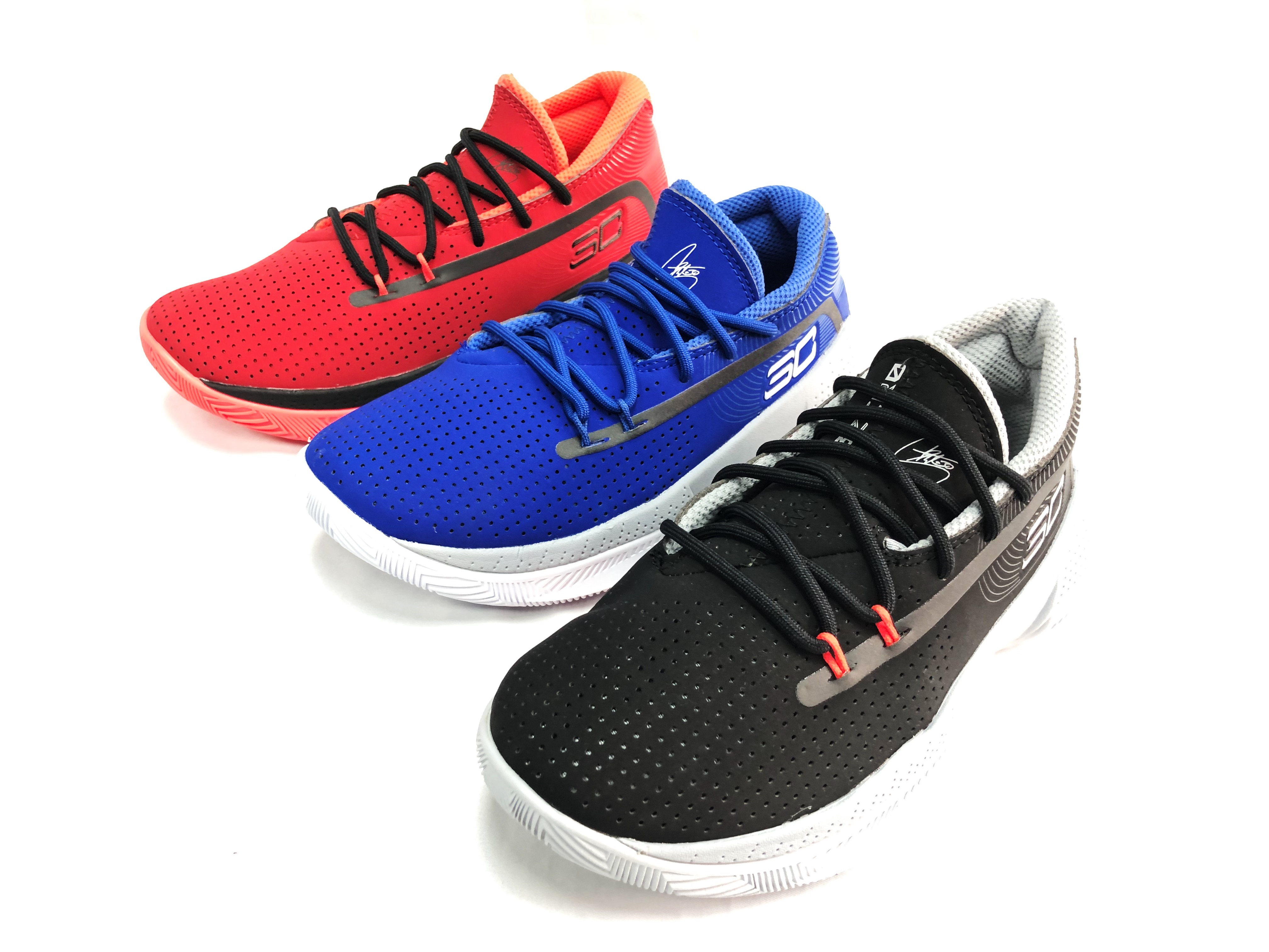 Under Armour SC3Zero Basketball Shoes