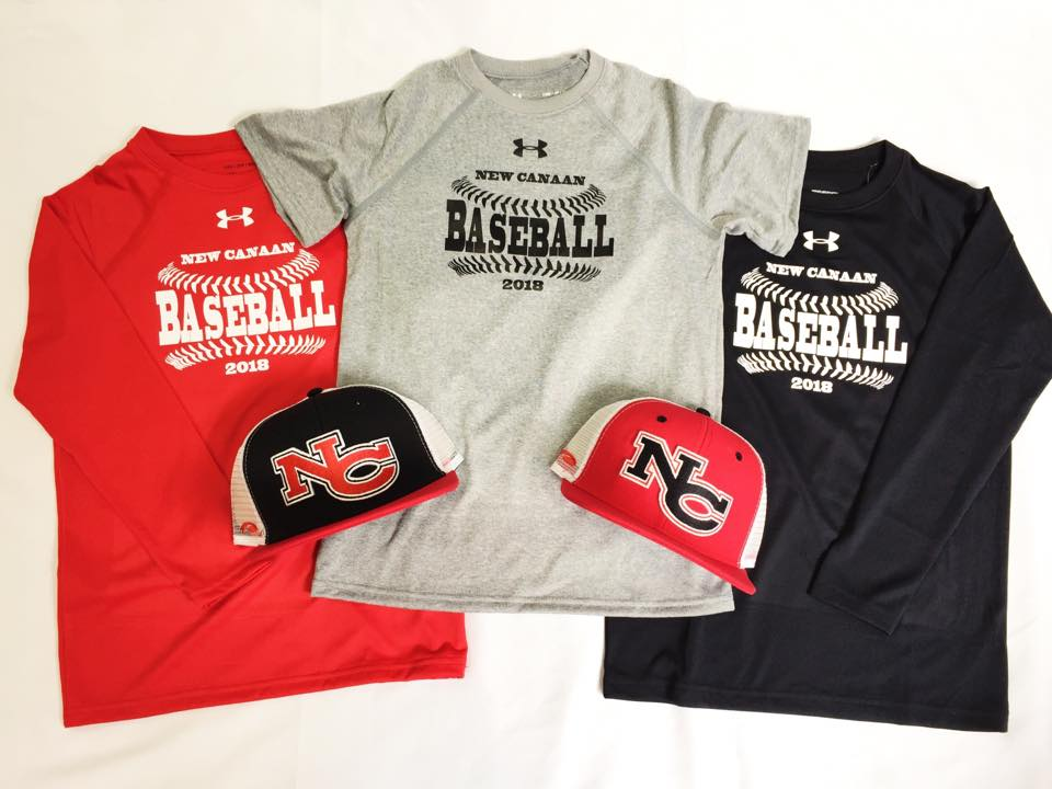 New Canaan Baseball Apparel & Hats