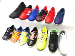 Adidas, Diadora, & Under Armour Soccer Cleats
