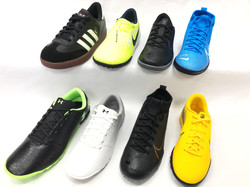 Adidas, Nike, & Under Armour Soccer Turf & Indoor Shoes