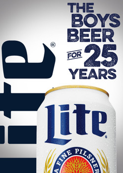 Miller Lite Animation for Cowboys