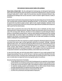Joint_statement-Improvements_on_women's_