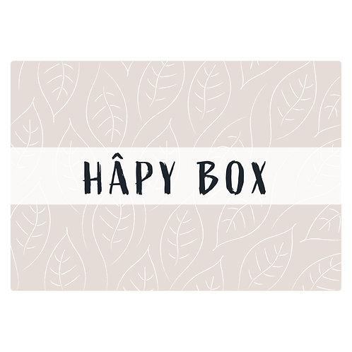 "BOX ""COCOON"""