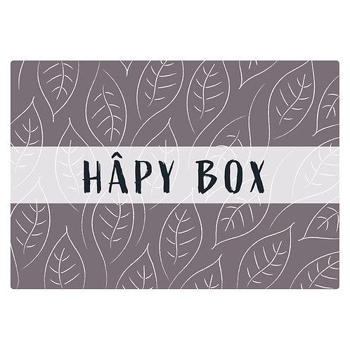 "BOX ""HOMME"""