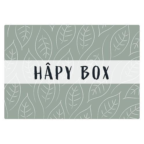 "BOX ""PLUME"""