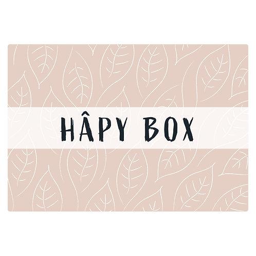 """BOX """"AMOUR de SOI"""""""