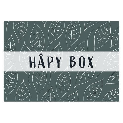 "BOX ""SÉRÉNITÉ"""