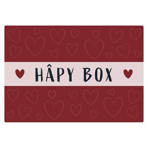 """BOX """"COUPLE"""""""