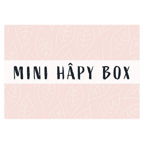 MINI HÂPY BOX 1