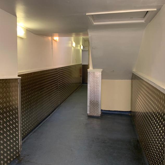 Commercial kitchen refurbishment