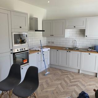 Full house re-design