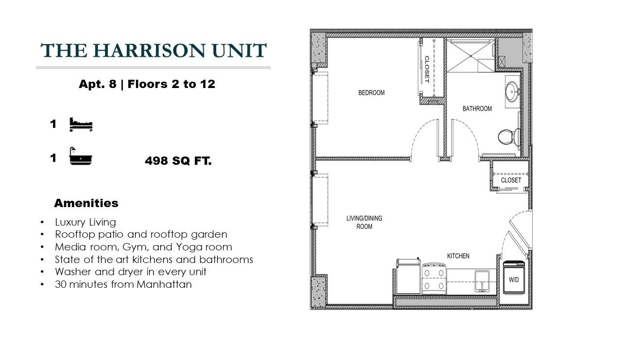 The Harrison Unit