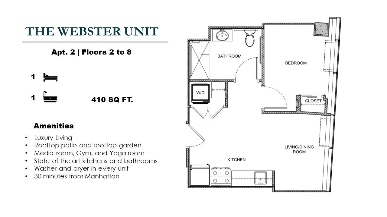 The Webster Unit