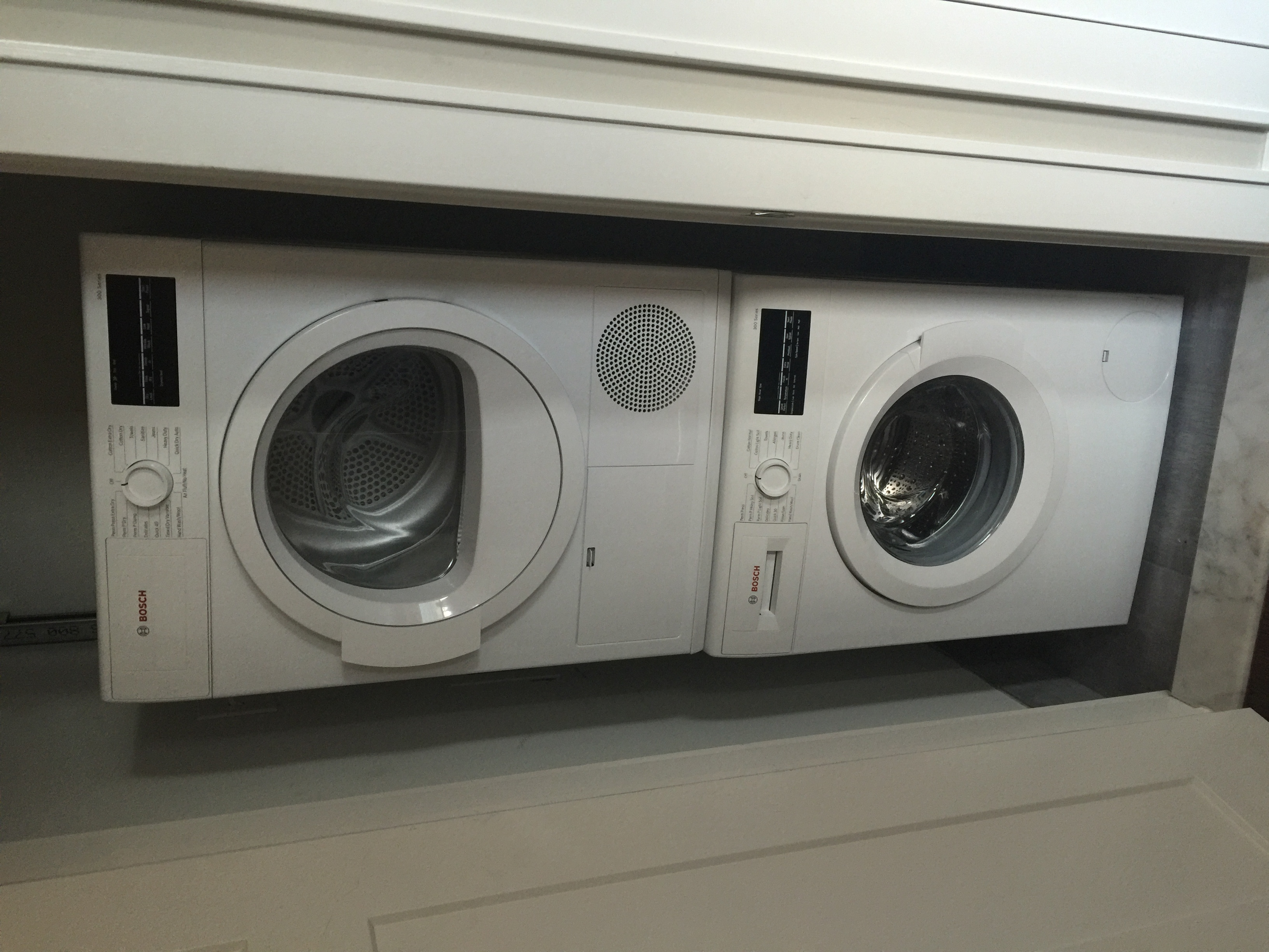 Washer and Dryers in every unit