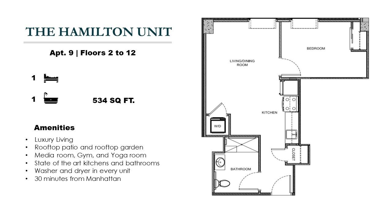 The Hamilton Unit
