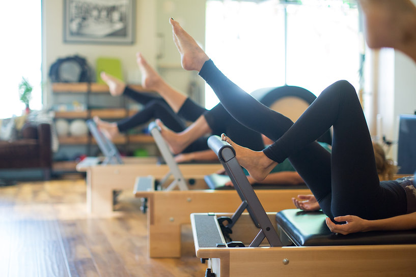 Pilates Classes in Bend Oregon at Move