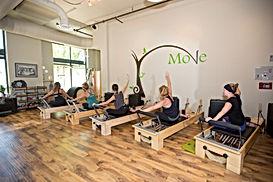 Pilates in Bend Oregon Pilates Studio, Pilates Reformer classes