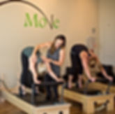 Pilates Bend Oregon in Pilates Studio, Pilates Duet Sessions at Move - Pilates and More