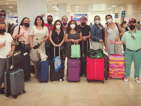 Fam en #Cancún @vivaresorts