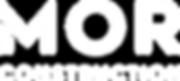 MOR Construction Logo, Commercial Construction