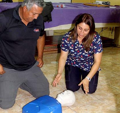 Clave-100 capacitaciones en primeros auxilios
