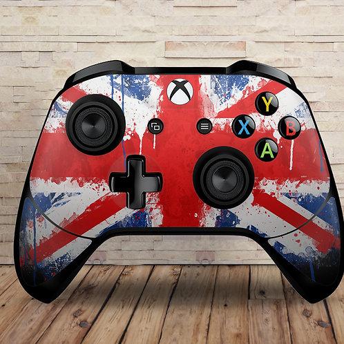 Union Jack - Xbox One S/X controller vinyl skin