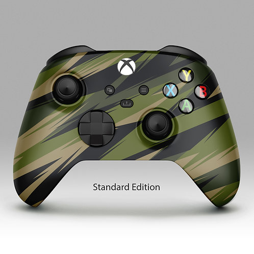 Zig Zag Camo - Xbox One custom controller