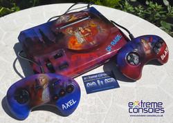 Streets of Rage - Mega Drive Console
