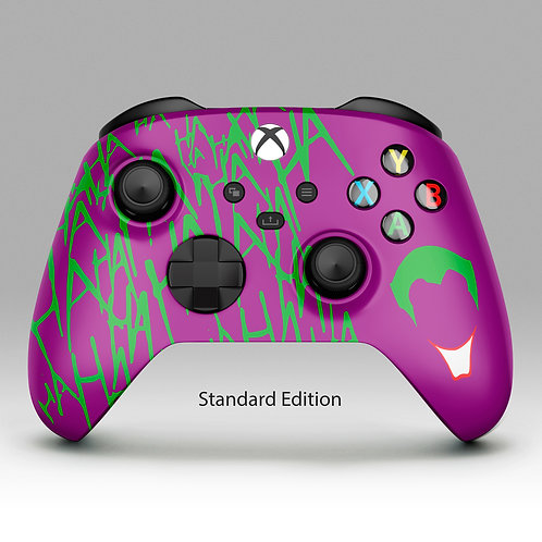 Joker - Xbox One custom controller