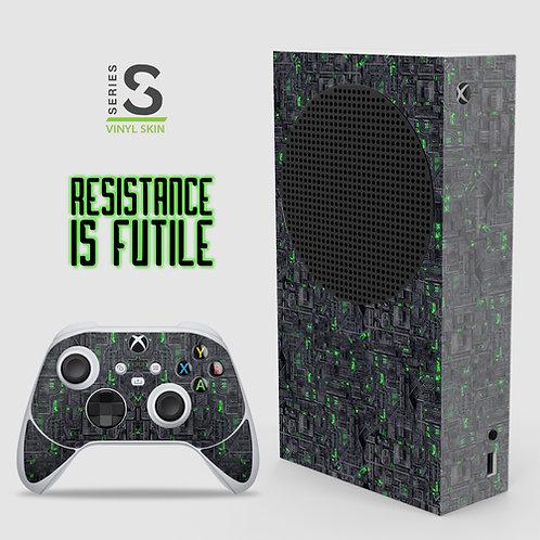 Assimilation - Xbox Series S vinyl skin