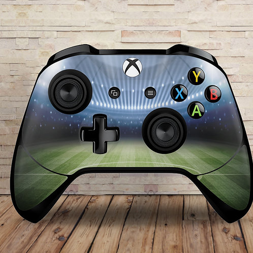 Football - Xbox One S/X controller vinyl skin