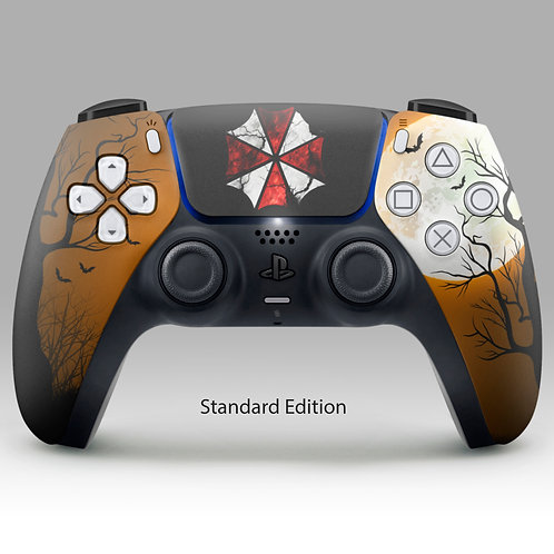 Res Evil Village  - PS5 DualSense custom controller