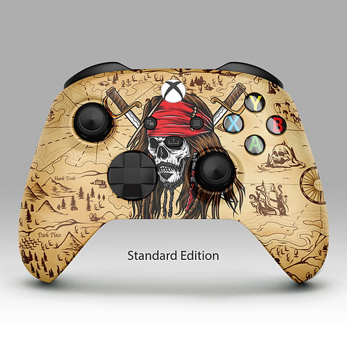 A Pirates Life - Xbox One custom controller