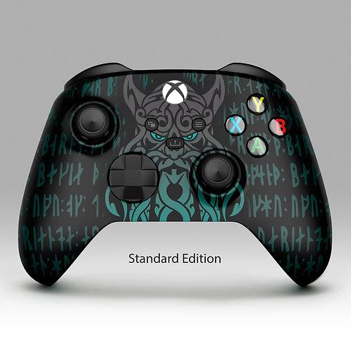 Valhalla - Xbox One custom controller