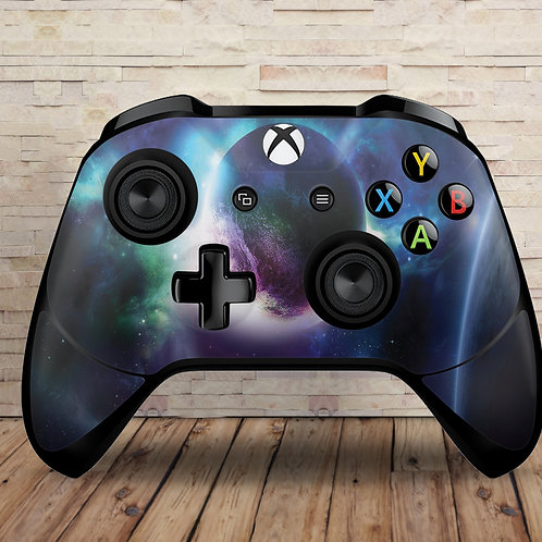 Planets - Xbox One S/X controller vinyl skin