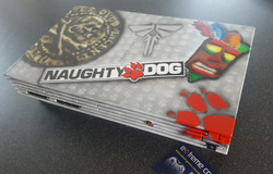 PS2 Naughty Dog Console