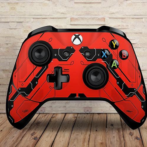 Cyberpunk - Xbox One S/X controller vinyl skin